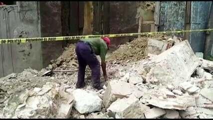 México registra terremoto de 7,4 de magnitude e 4 pessoas morrem