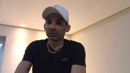 Valdin fala sobre a conquista do Santos na Liga Nacional de Futsal 2011