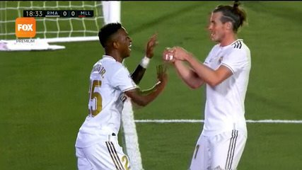 Os gols de Real Madrid 2 x 0 Mallorca pelo Campeonato Espanhol