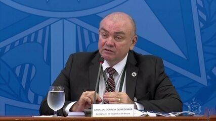 Ministério da Saúde afirma que número de casos de Covid-19 ainda não parou de subir