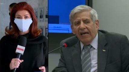 PGR abre apuração sobre conduta de Heleno sobre apreensão de celular de Bolsonaro