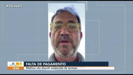 34 médicos dos hospitais Abelardo Santos e campanha de Belém denunciam atrasos salariais