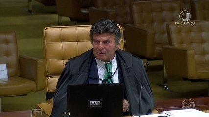 STF elege o ministro Luiz Fux como presidente da Corte pelos próximos dois anos