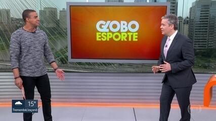 Confira o bloco do Globo Esporte no SP1 deste sábado, 27/06/2020