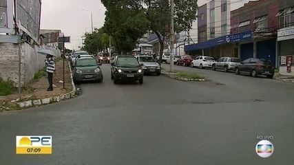 Isolamento aumenta, mas Caruaru e Bezerros registram pessoas nas ruas mesmo com restrições