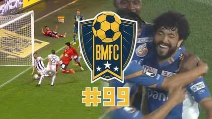 """BMFC #99: Golaço do """"Menino Maluquinho"""" Luan, e chance perdida bizarra na Áustria"""