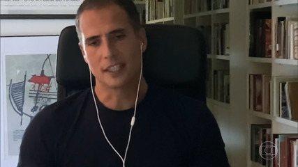 Ricardo Araújo Pereira faz graça sobre personagens da política tupiniquim