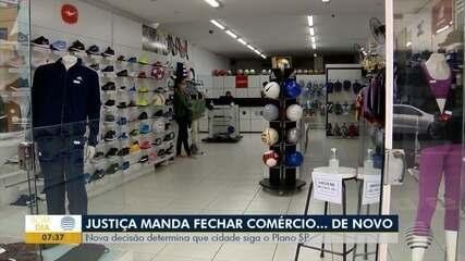 Nova decisão determina que Adamantina siga o Plano São Paulo