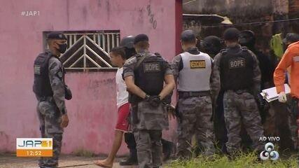 Assaltante que fez mulher refém em Macapá se entrega após 2 horas de negociação