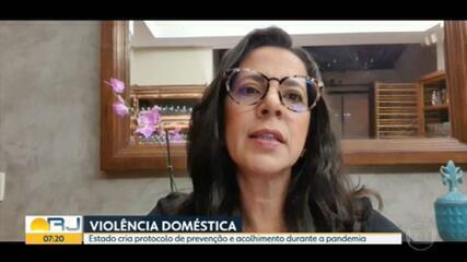 RJ cria protocolo para atendimento de mulheres e crianças vítimas de violência doméstica durante a pandemia