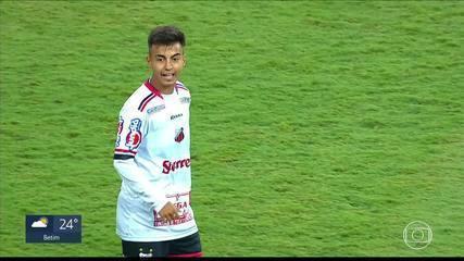 Cruzeiro anuncia a contratação do atacante Gui Mendes, revelado pelo Ituano