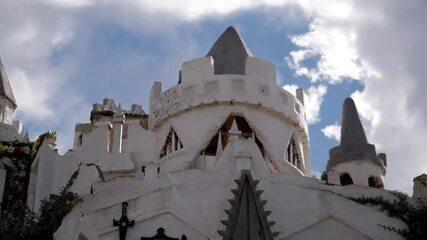 Conheça os castelos do Paraná, neste sábado (4) no 'Estúdio C'