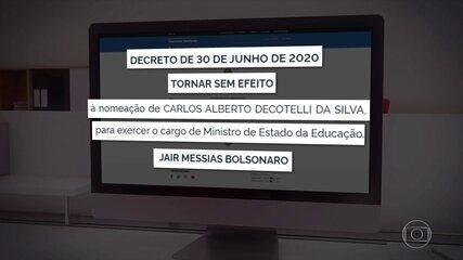 Brasil está oficialmente sem ministro da Educação e nova data do Enem ainda está em aberto