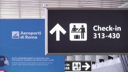 União Europeia reabre bloco para visitantes de 15 países onde covid-19 está sob controle