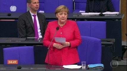 Alemanha assume a liderança do conselho da União Europeia