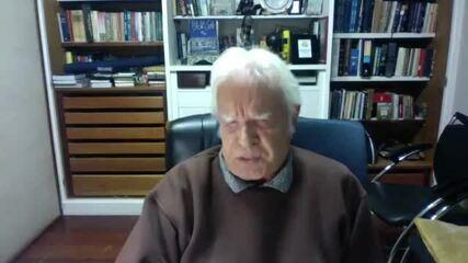 Cid Moreira fala de José-Itamar de Freitas, ex-diretor do programa Fantástico