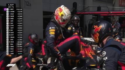 Verstappen tem problema com o carro e abandona o GP da Áustria