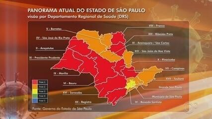Região de Jundiaí adota medidas da fase vermelha a partir desta segunda-feira