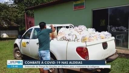 Embaixada da França no Brasil faz doações em dinheiro ao Amapá para tratamento de indígenas