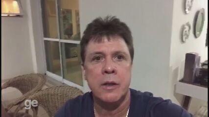 Mauricinho relembra festa em Ribeirão Preto por título do mundial sub-20 em 1983