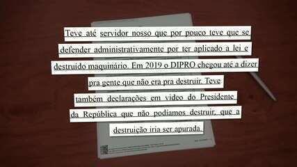 Pressão de Bolsonaro e Salles reduziu fiscalização, diz ex-coordenador do Ibama