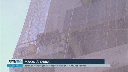 Setor de construção civil tem aumento nas vendas no Sul de Minas durante a pandemia