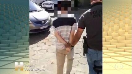 Polícia prende suspeito de manter mulher em cárcere privado, na Zona Oeste do Rio