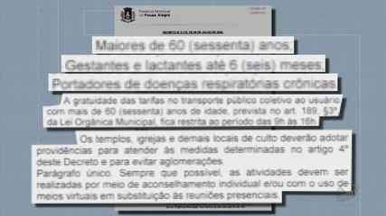Prefeitura de Pouso Alegre divulga novas regras de isolamento