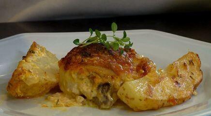 Receita de frango com maionese é o preparo ensinado pela Hora do Rancho