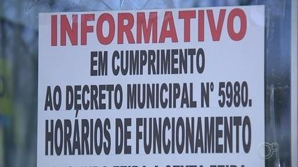 Cidades da região de Sorocaba avançam para fase laranja do Plano SP