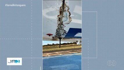 Após denúncia, operação apura qualidade de combustível de aviação fornecido em Goiás