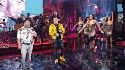 Bruno e Marrone cantam 'Solamente Una Vez'