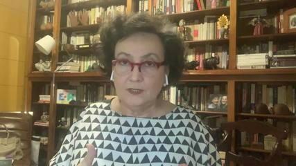 Pneumologista Margareth Dalcolmo fala sobre a onda de negacionismo