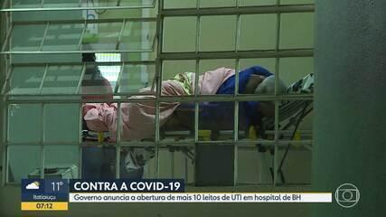 Minas é excluída pelo governo federal de repasse de remédios fundamentais para UTIs