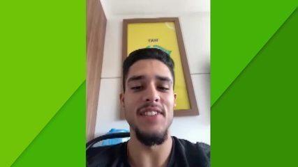 Entrevista com Yan Couto, ex-jogador do Coritiba e agora atleta do Manchester City
