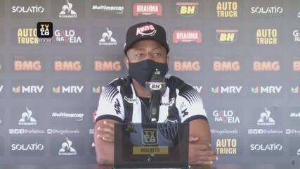 Veja gols e lances de Keno, do Atlético-MG, na última passagem pelo futebol brasileiro