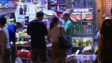 Hong Kong adota medidas restritivas para evitar surto do novo coronavírus