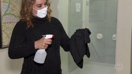 Roupas com tecido contra coronavírus já são realidade brasileira