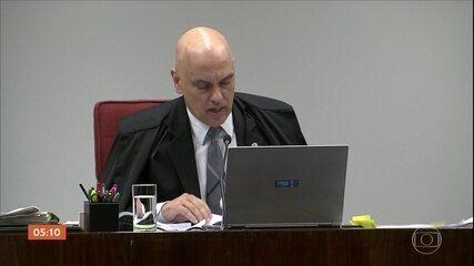 Moraes autoriza PF a acessar dados da investigação do Facebook sobre rede de contas