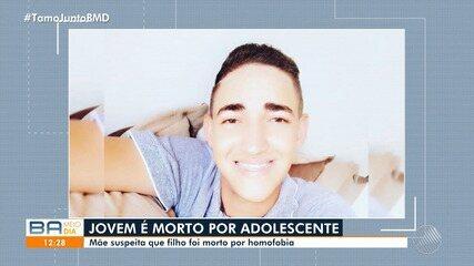 Homofobia: Jovem é morto a paulada e pedradas por adolescente no oeste do estado