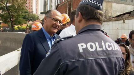 PF indicia Alckmin por corrupção passiva, caixa dois e lavagem de dinheiro