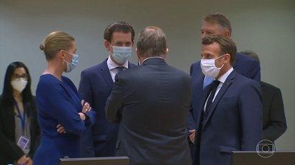 União Europeia chega a acordo sobre plano de recuperação da pandemia