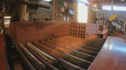 Procura por materiais para obras é alta em Itapetininga