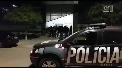 Operação da Polícia Civil desarticula facção criminosa no interior do Ceará