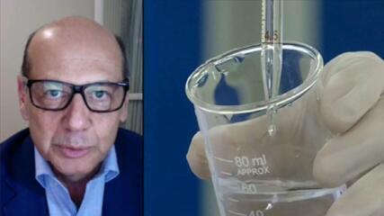 'Brasil terá 60 milhões de doses de vacina contra Covid-19', diz diretor do Butantan
