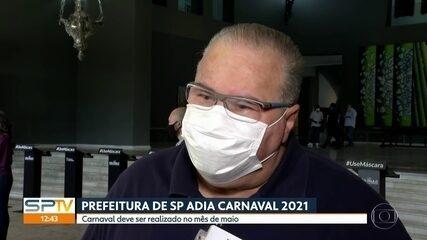 Com adiamento, preparativos do carnaval podem iniciar em dezembro, diz presidente da Liga