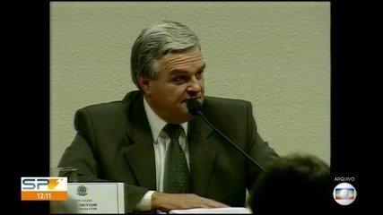 Ex-deputado federal José Mentor, do PT. morre aos 71 anos
