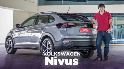 Porque o Volkswagen Nivus não é um Polo SUV — e isso é um problema para o T-Cross