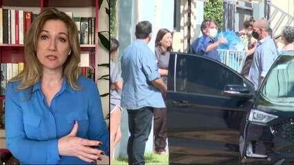 'Própria deputada revelou surpresa', diz Ana Flor sobre encontro de Bolsonaro com Kicis