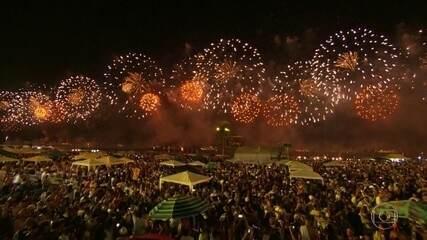 Prefeitura do Rio não fará o Réveillon no modelo tradicional por causa da pandemia